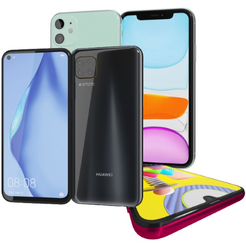 Телефони мобільні