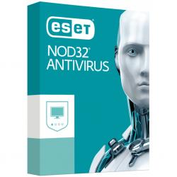 Антивірус ESET NOD32 Antivirus для 10 ПК, лицензия на 1year (16_10_1)
