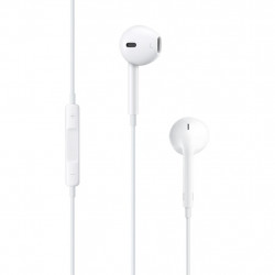 Наушники Apple iPod EarPods with Mic (MNHF2ZM/A)