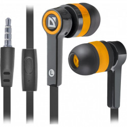 Наушники Defender Pulse 420 Orange (63420)