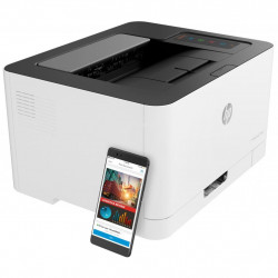 Лазерный принтер HP Color LaserJet 150nw с Wi-Fi (4ZB95A)