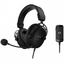 Наушники HyperX Cloud Alpha S Blackout (HX-HSCAS-BK/WW)