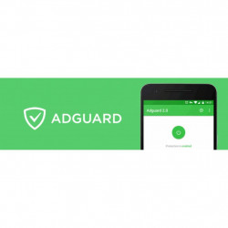 "Карта активации AdGuard ""Mobile Protection"" (""Mobile Protection"" (скретч картка))"