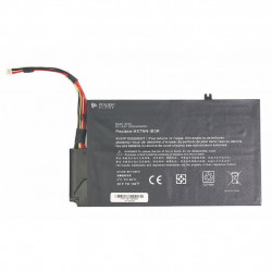 Аккумулятор для ноутбука HP Envy TouchSmart 4 (EL04XL, HPTS40PB) 14.8V 3200mAh PowerPlant (NB460649)
