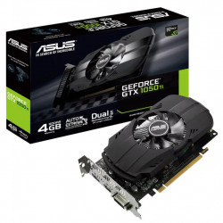 Видеокарта GeForce GTX1050 Ti 4096Mb ASUS (PH-GTX1050TI-4G)