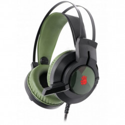 Наушники A4tech J437 Bloody Army Green