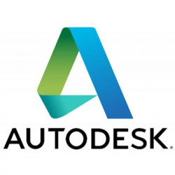 ПО для 3D (САПР) Autodesk Revit 2021 Commercial New Single-user ELD Annual Subscriptio (829M1-WW6542-L618)