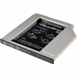 Фрейм-переходник Grand-X HDD 2.5'' to notebook 9.5 mm ODD SATA/mSATA (HDC-24)