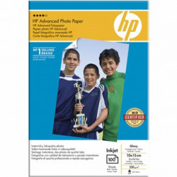 Бумага HP 10x15 Advanced Glossy Photo Paper (Q8692A)