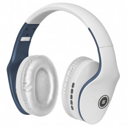 Наушники Defender FreeMotion B525 White-Blue (63526)