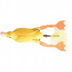 Воблер Savage Gear 3D Hollow Duckling weedless L 100mm 40g 03-Yellow (1854.05.33)