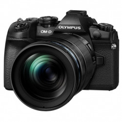 Цифровой фотоаппарат OLYMPUS E-M1 mark II 12-100 Kit black/black (V207060BE010)