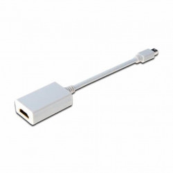 Переходник mini DisplayPort to HDMI DIGITUS (AK-340404-001-W)