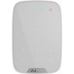Клавиатура к охранной системе Ajax KeyPad white (5652)