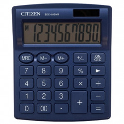Калькулятор Citizen SDC810NRNVE
