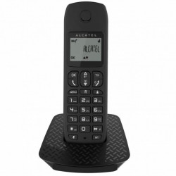 Телефон DECT Alcatel E132 Black (3700601414745)