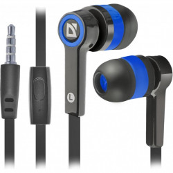 Наушники Defender Pulse 420 Blue (63423)