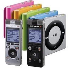 MP3/MP4-плеєри та диктофони