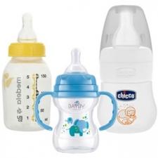 Пляшечки для годування та аксесуари